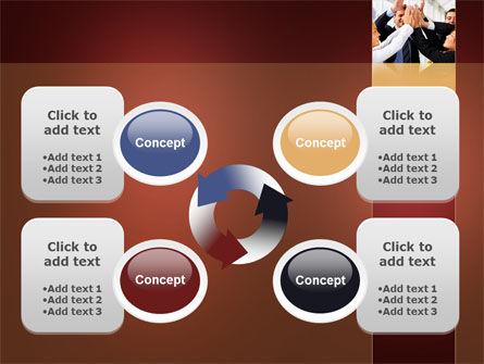 Take Five PowerPoint Template Slide 9