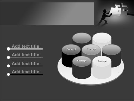 Last Piece Of Puzzle PowerPoint Template Slide 12