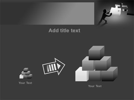 Last Piece Of Puzzle PowerPoint Template Slide 13