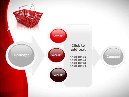 Market Pannier PowerPoint Template Slide 17