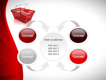 Market Pannier PowerPoint Template Slide 6