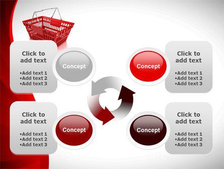Market Pannier PowerPoint Template Slide 9