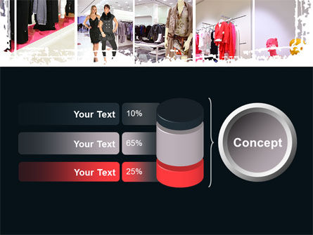 Clothing Store PowerPoint Template Slide 11