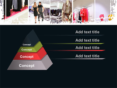 Clothing Store PowerPoint Template Slide 12