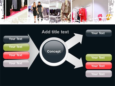 Clothing Store PowerPoint Template Slide 14