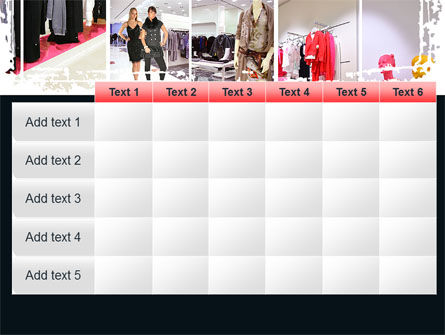 Clothing Store PowerPoint Template Slide 15