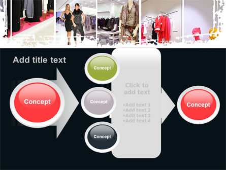 Clothing Store PowerPoint Template Slide 17