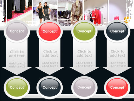 Clothing Store PowerPoint Template Slide 18