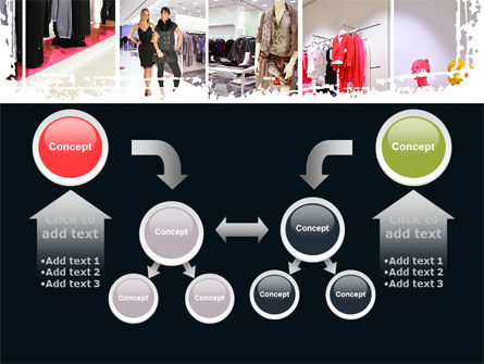 Clothing Store PowerPoint Template Slide 19