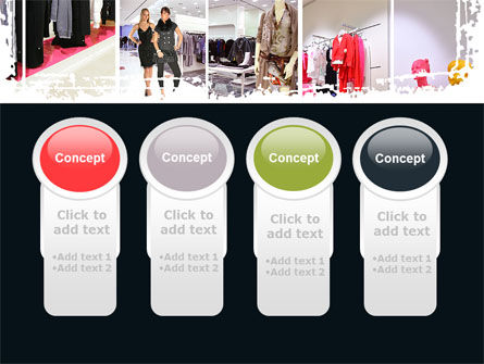 Clothing Store PowerPoint Template Slide 5