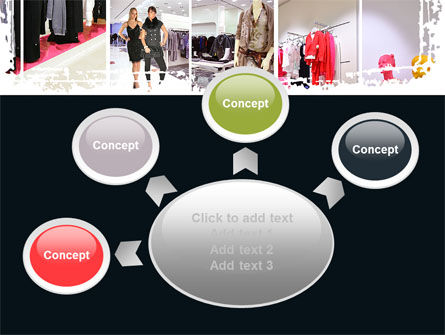 Clothing Store PowerPoint Template Slide 7