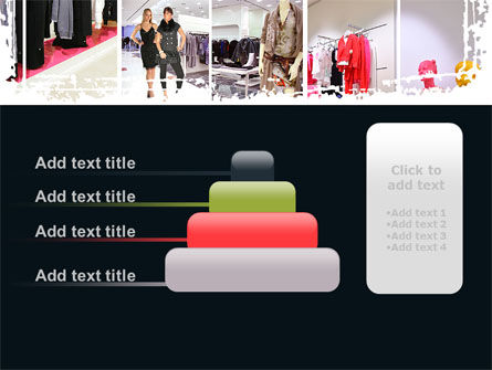 Clothing Store PowerPoint Template Slide 8