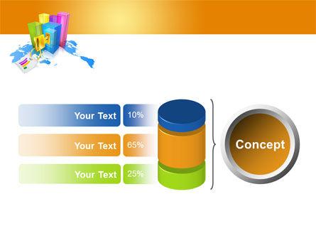 Global Civil Construction's Diagram PowerPoint Template Slide 11