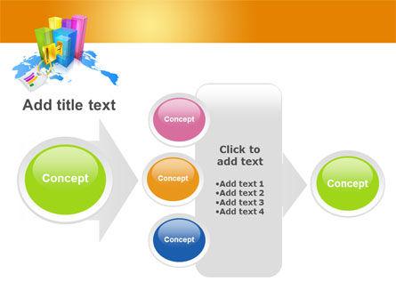 Global Civil Construction's Diagram PowerPoint Template Slide 17