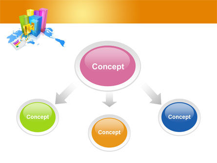 Global Civil Construction's Diagram PowerPoint Template Slide 4