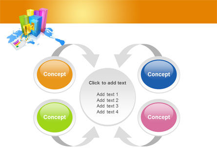 Global Civil Construction's Diagram PowerPoint Template Slide 6