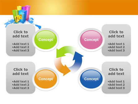 Global Civil Construction's Diagram PowerPoint Template Slide 9