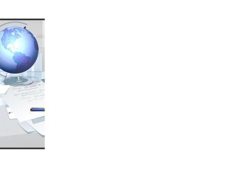 Globe PowerPoint Template, Slide 3, 09368, Consulting — PoweredTemplate.com