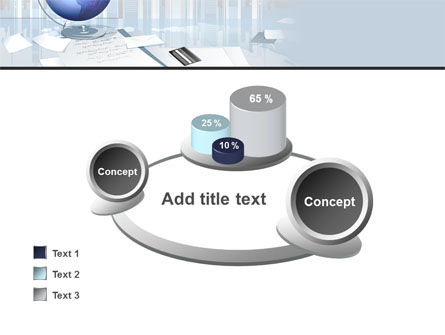 Globe PowerPoint Template Slide 16