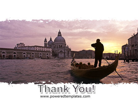 Basilica di Santa Maria Della Salute in Venice PowerPoint Template Slide 20