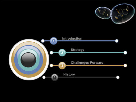 Cells PowerPoint Template, Slide 3, 09381, Technology and Science — PoweredTemplate.com