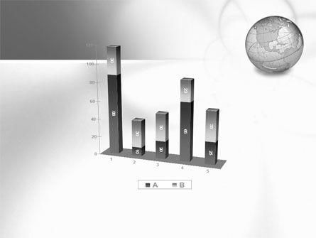 Globe Transparent Model PowerPoint Template Slide 17