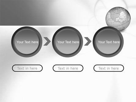 Globe Transparent Model PowerPoint Template Slide 5