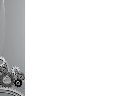 Gears Transmission PowerPoint Template, Slide 3, 09384, Careers/Industry — PoweredTemplate.com