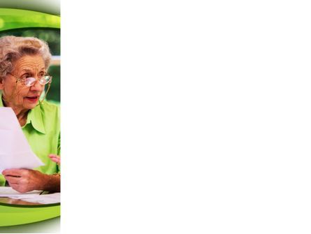 Consulting Elderly PowerPoint Template, Slide 3, 09387, Consulting — PoweredTemplate.com