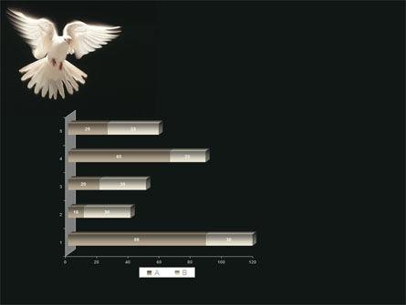 Soaring Dove PowerPoint Template Slide 11