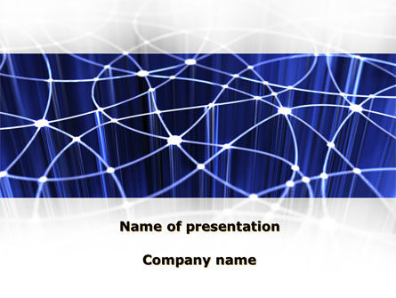 Network Links PowerPoint Template