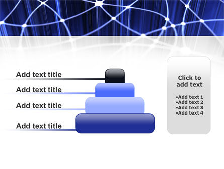 Network Links PowerPoint Template Slide 8