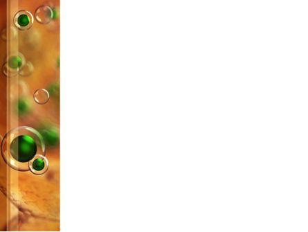 Antivirus Membrane PowerPoint Template, Slide 3, 09396, Technology and Science — PoweredTemplate.com