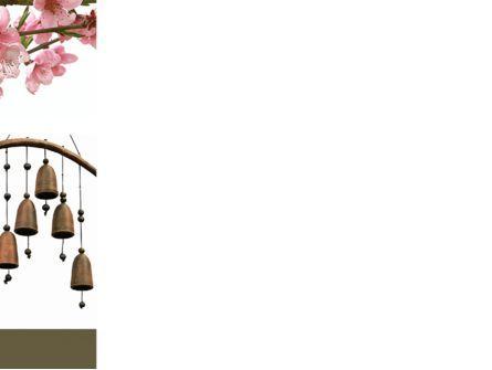 Orient Meditation PowerPoint Template, Slide 3, 09398, Nature & Environment — PoweredTemplate.com