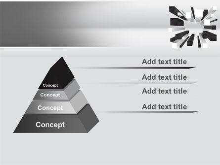 Downtown Model PowerPoint Template Slide 4