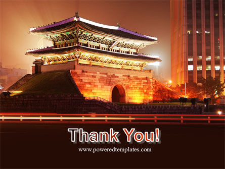Modern China Night PowerPoint Template Slide 20