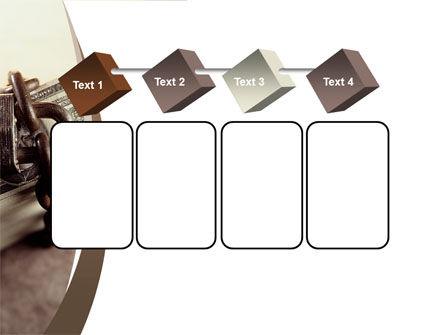 Pack Of Dollars PowerPoint Template Slide 18