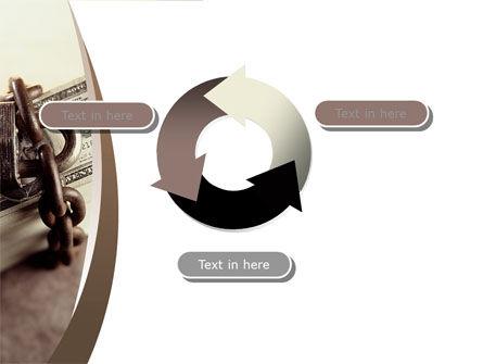 Pack Of Dollars PowerPoint Template Slide 9