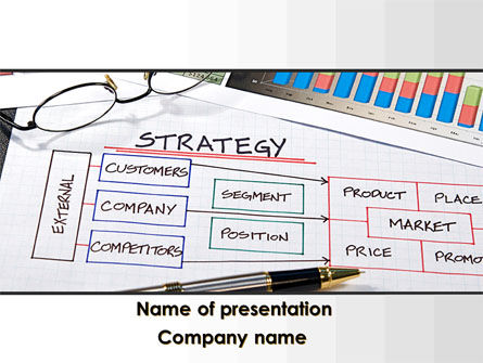 Consulting: Strategic Marketing Planning PowerPoint Template #09404