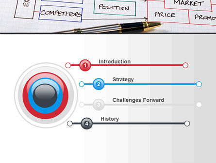 Strategic Marketing Planning PowerPoint Template Slide 3