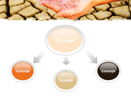Thirst PowerPoint Template, Slide 4, 09408, Nature & Environment — PoweredTemplate.com