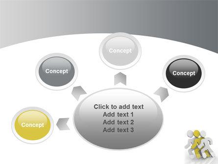 Runners PowerPoint Template Slide 7
