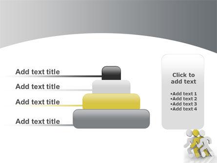 Runners PowerPoint Template Slide 8