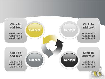 Runners PowerPoint Template Slide 9