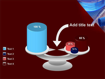 Lab Glassware PowerPoint Template Slide 10