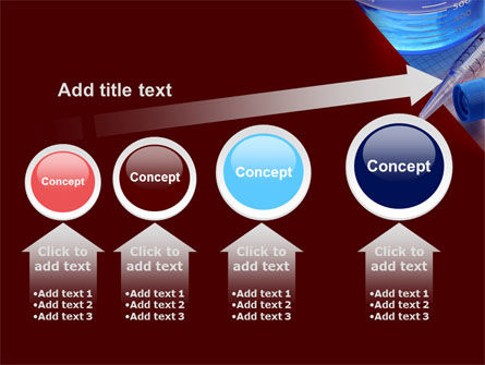 Lab Glassware PowerPoint Template Slide 13