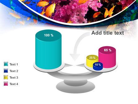 Coral Reef Fishing PowerPoint Template Slide 10