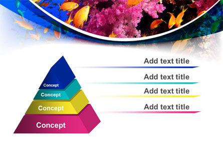 Coral Reef Fishing PowerPoint Template Slide 12
