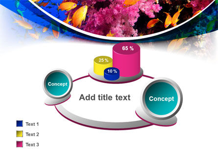 Coral Reef Fishing PowerPoint Template Slide 16