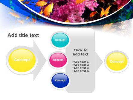 Coral Reef Fishing PowerPoint Template Slide 17